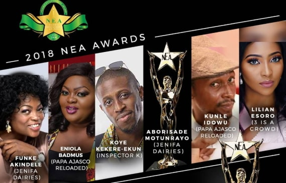 nea awards 2018 nominees