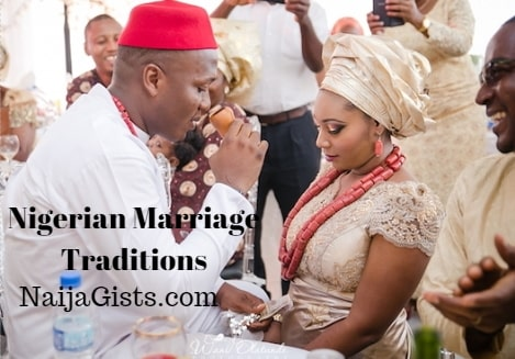nigerian marriage traditions