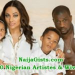 nigerian musicians their wives