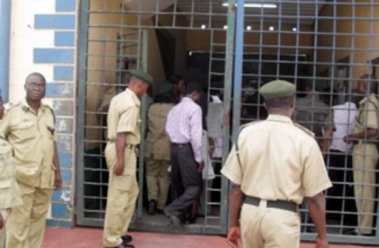nis officers selling drug weed inmates
