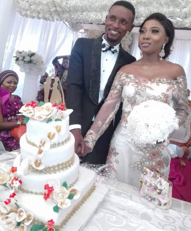 nollywood actor weds