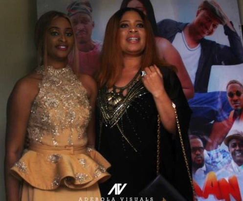 nollywood celebrities private screening