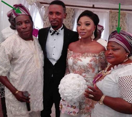 ojoge tonade emmanuel wedding
