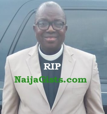pastor son killed car accident bayelsa state
