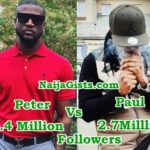 peter okoye win first solo award
