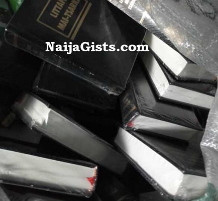 pirated hausa bible jos