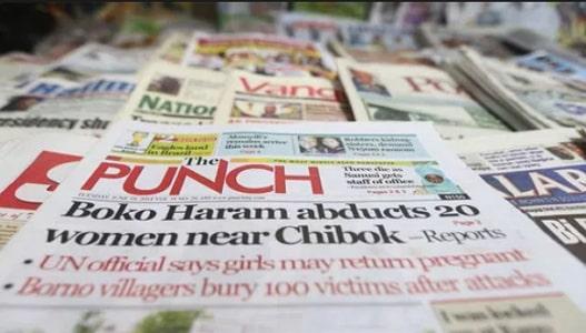read nigerian newspapers online