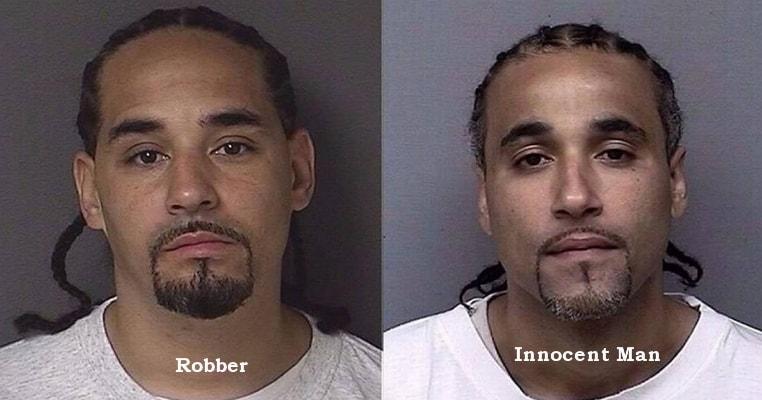 richard jones ricky amos arrest mugshot
