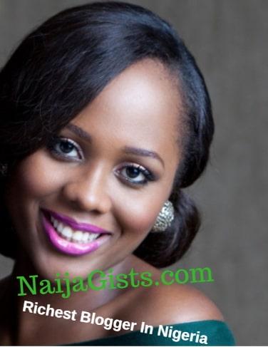 richest blogger in africa uche eze