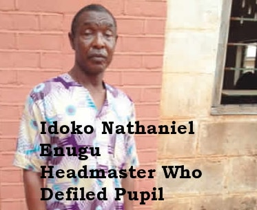 school headmaster defiles pupil enugu
