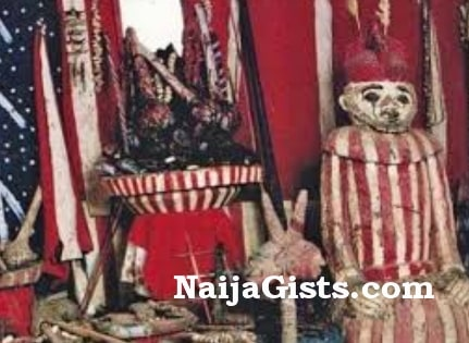shrine robbers ritual delta state