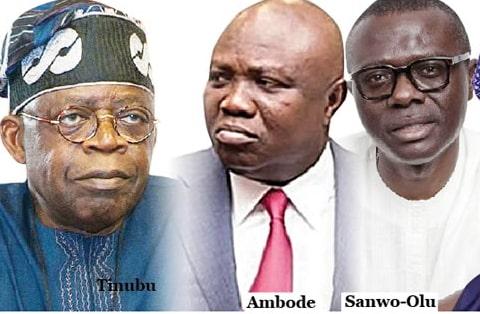 tinubu jide sanwo olu lagos apc governor