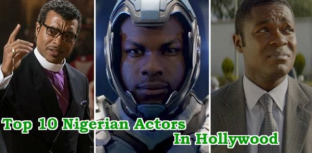 nigerians in hollywood