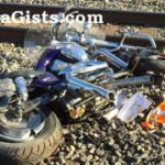 train crushes police inspector death oshodi ikeja express