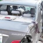 white man killed fatal accident lagos ibadan