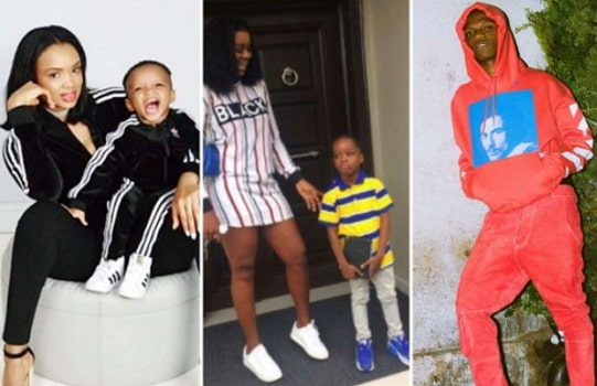 nigerian celebrities with multiple baby mamas