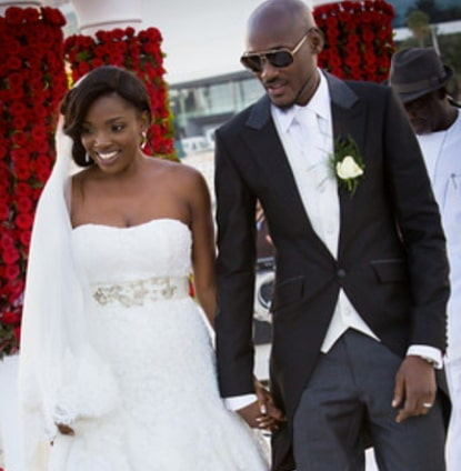 2face annie wedding pictures