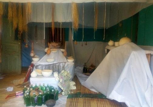 yahoo boys 419 shrine osogbo osun state