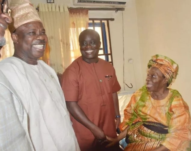 nigeria oldest first time mother