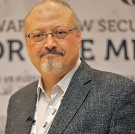 Jamal Khashoggi killed alive