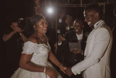 Kenneth Omeruo Chioma Nnamani wedding photos