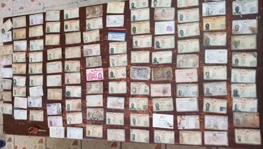 annah mutheu stolen id cards