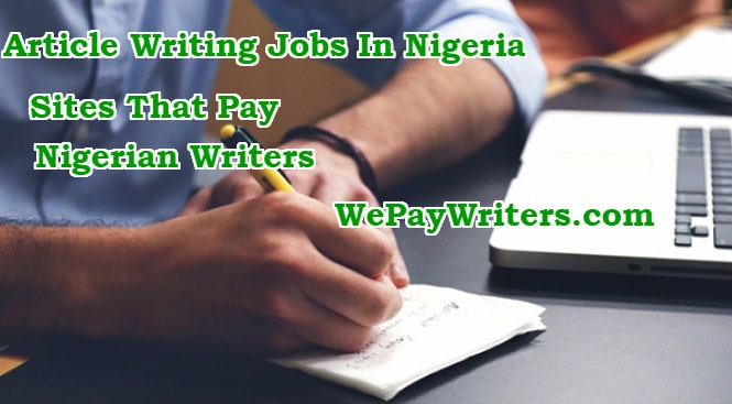 online article writing jobs nigeria