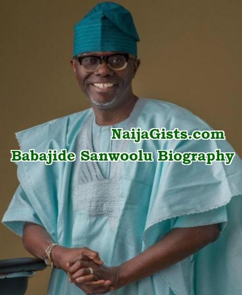 babajide sanwoolu age state origin
