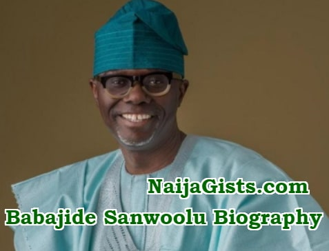 babajide sanwoolu biography profile