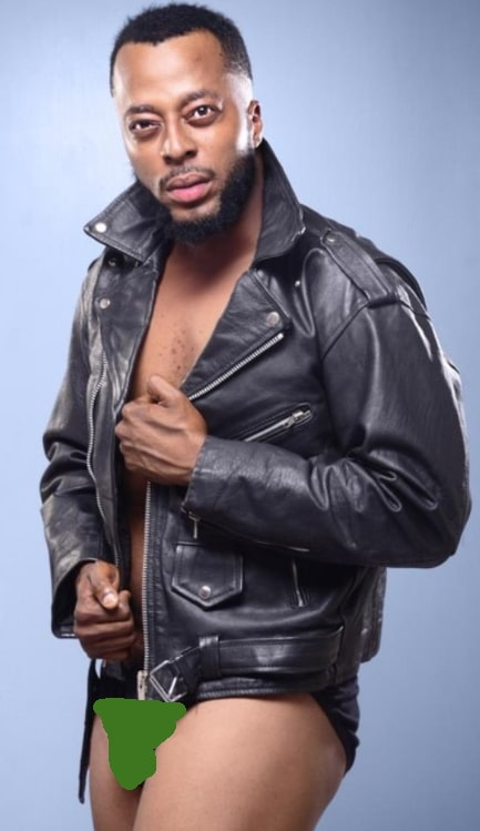 nigerian actor comes out gay