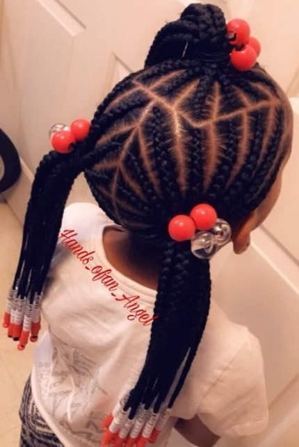 braided hairstyles black girls
