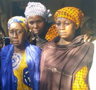 buhari send delegates leah sharibu home 8 months after abduction