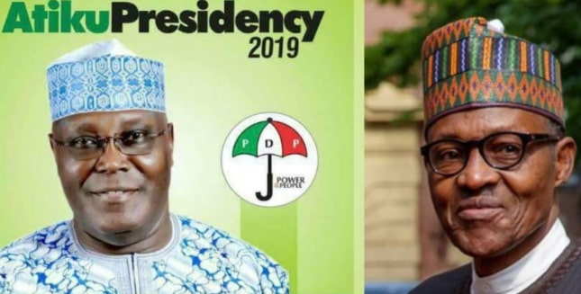 can atiku beat buhari