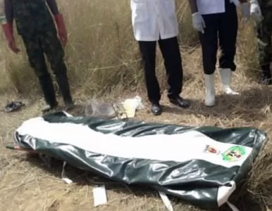 corpse missing general alkali found