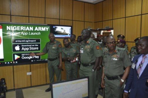 cyber warfare command centre abuja