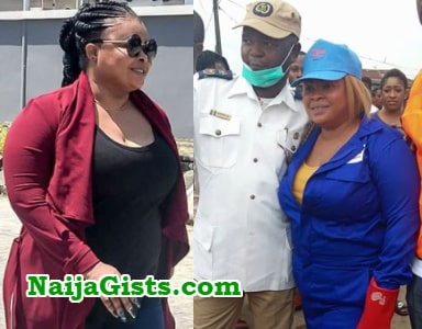 dayo amusa weight loss