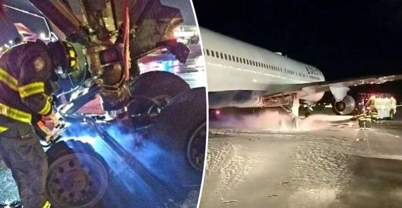 yvonne nelson death plane crash jfk airport new york