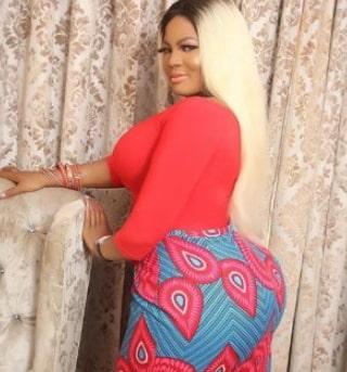 nollywood actresses biggest natural butt