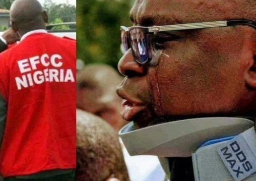 fayose arrested efcc