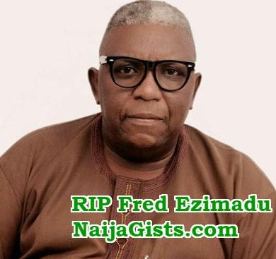 fred ezimadu dead