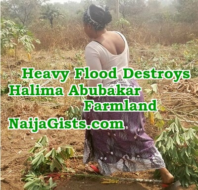 halima abubakar farm destroyed flood