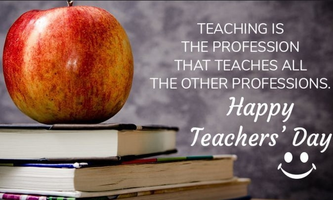 happy teachers day 2018 quotes
