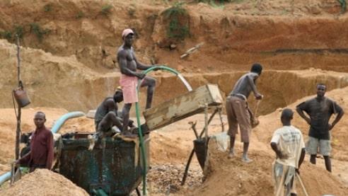 hausa gold miners ilesha