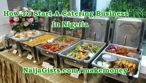 how to start catering services business nigeria