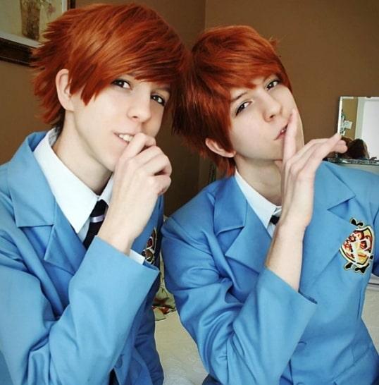 identical twins transgender