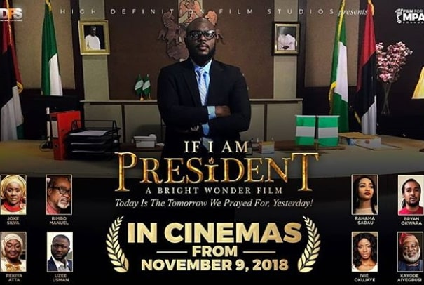 if am president nollywood movie