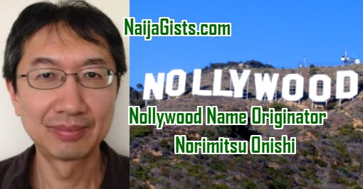 japanese canadian gave nollywood name