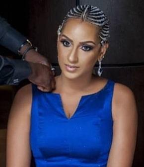 juliet ibrahim dating nigerian designer jide fresh couture
