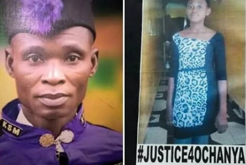 justice for ochanya