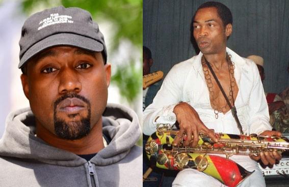 Fela Son Slams Kanye For Claiming That Fela's Spirit Lives
